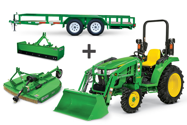 3035D Tractor Package